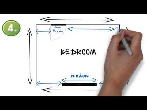 Drawn bedroom sketch plan Plan draw How bedroom floor
