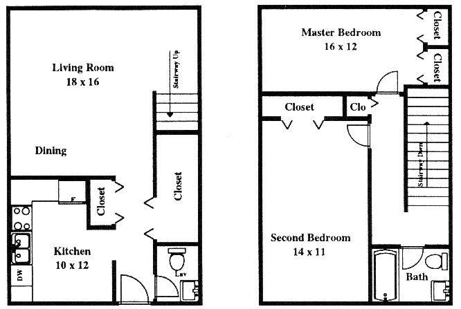 Drawn bedroom sketch plan  BEDROOM SKETCH TWO
