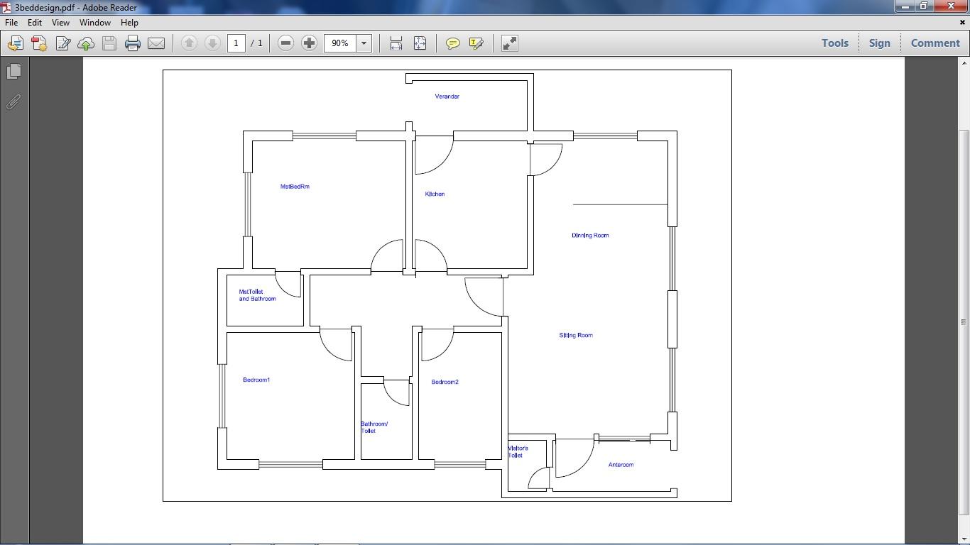Drawn bedroom sketch plan Open Properties Nigeria Drawing cc: