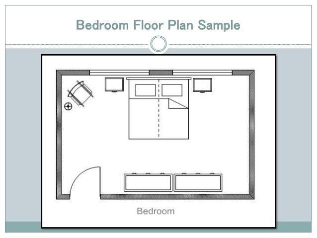 Drawn bedroom sketch plan – Drawing Bedroom Floor Decor