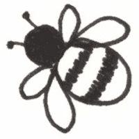 Drawn bee Bee Cute Bing  Bumble
