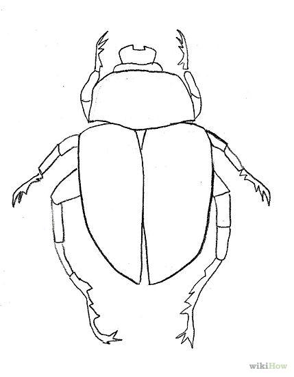 Drawn bug Meklēšana draw Vizuālā  to