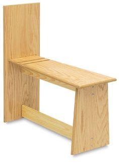 Drawn bench Easel Art Artist comfort