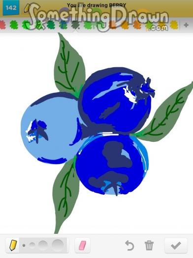 Drawn berry Asfisha BERRY Something com by