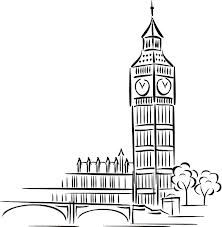Drawn big ben vector Ben Draw Teacher big this