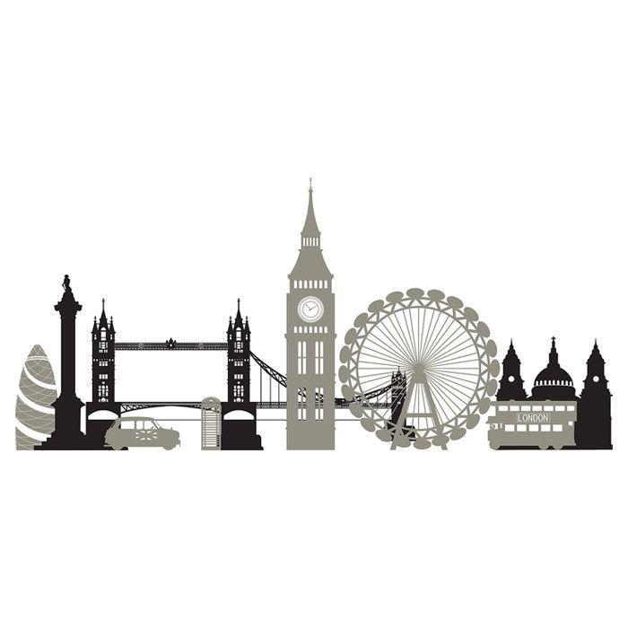 Drawn big ben city london skyline Tattoos Google tattoos tattoo tattoos