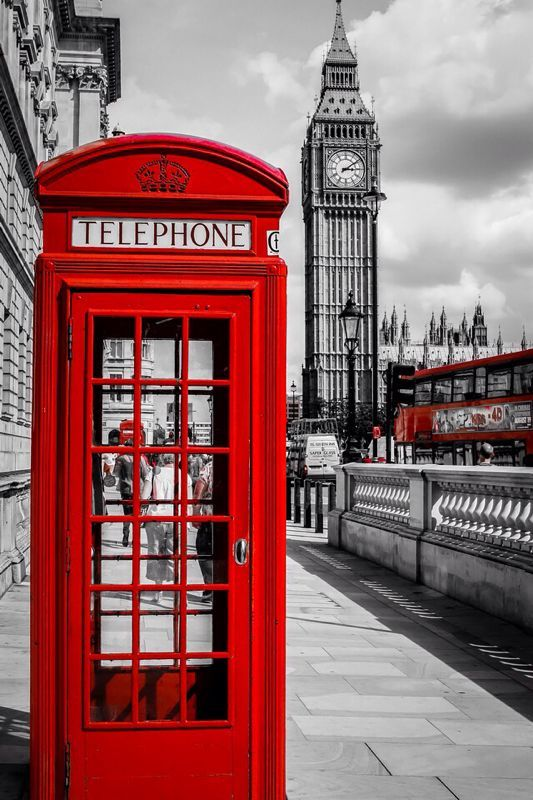 Drawn big ben telephone booth My BoothBig england  Telephone