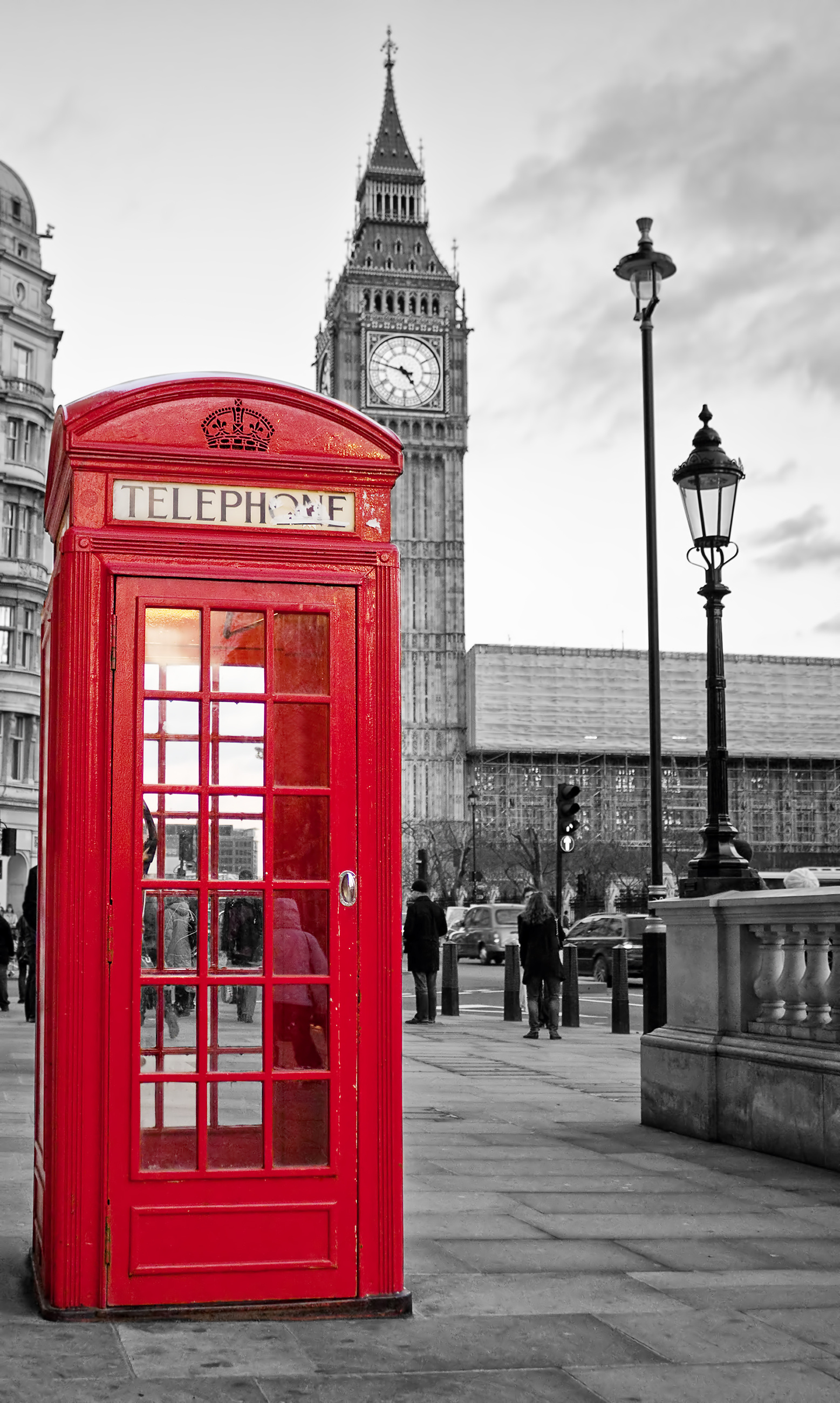 Drawn big ben telephone booth Best Europe and the Places