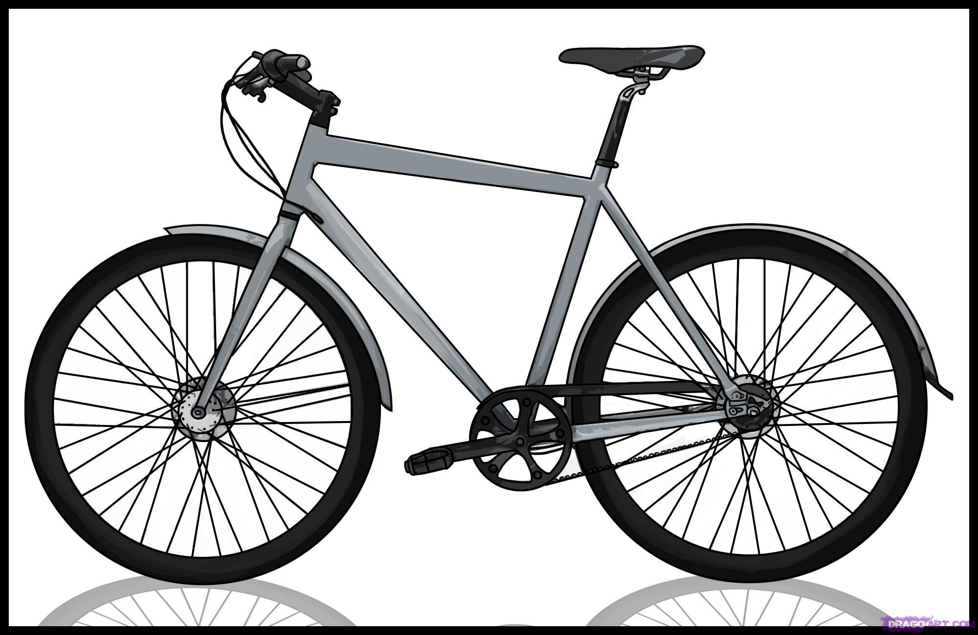 Drawn bike To Culture Pop Stuff Bicycle