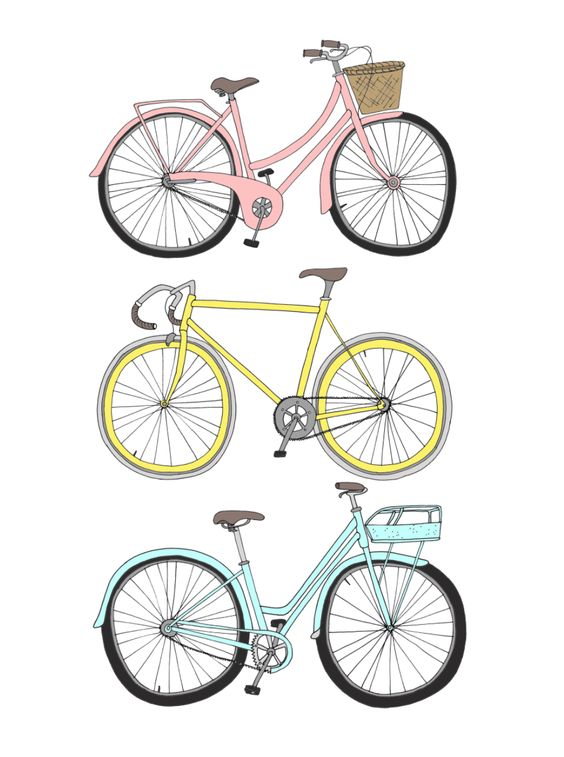 Drawn bike Drawing Bike Realistic Pencil Images