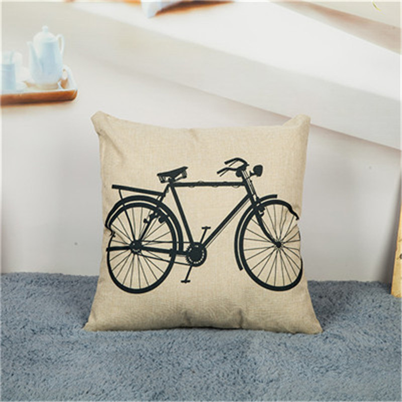 Drawn bike bicycle Bicycle in Cushion Style Bicycle