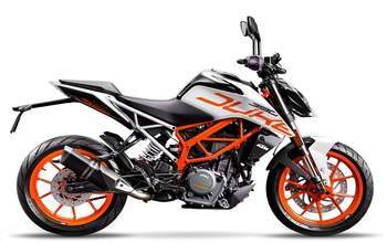 Drawn bike ktm #9
