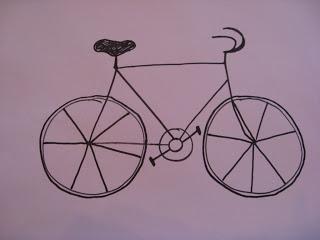 Drawn bike minimalist Draw Smith to a Mrs