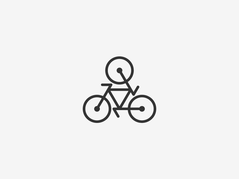 Drawn bike minimalist Images 549 Bicycle design Logo