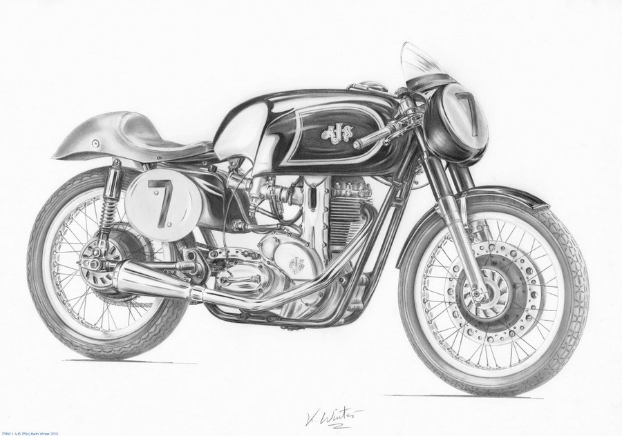 Drawn race car vehicle Artwork artwork motorcycle J S