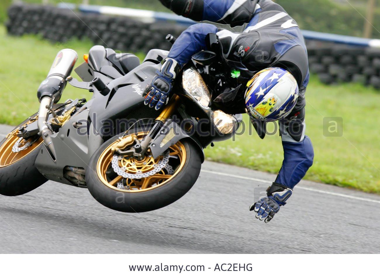 Drawn bike sport bike Motorcycle Super Bike CRASH Moto