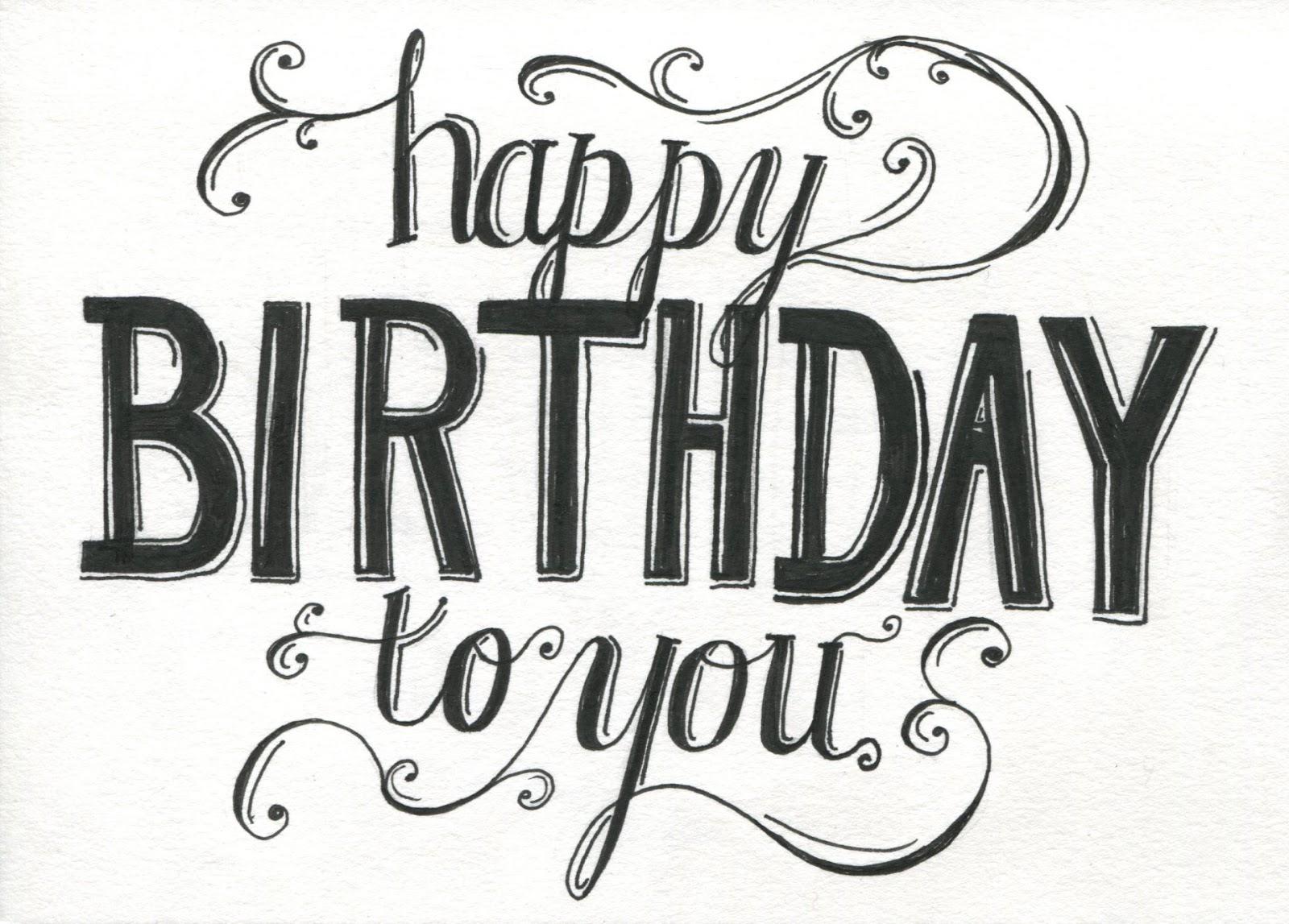 Drawn amd birthday Birthday Pinterest Coleen! Happy Bevan: