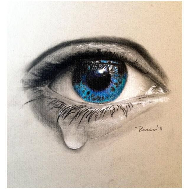 Drawn blue eyes Pinterest images The on best