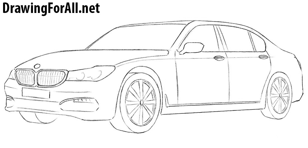 Drawn vehicle doodle How Draw net DrawingForAll How