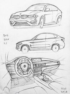 Drawn bmw beginner Prisma car by Draw to