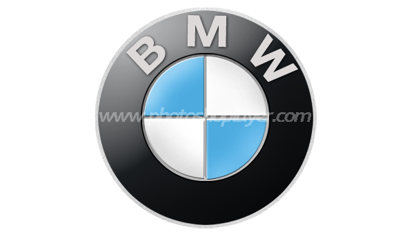 Drawn bmw bmw logo Voila BMW The Drawing Photoshop