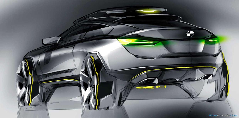 Drawn bmw car design BMW by Bars Grigory BMW
