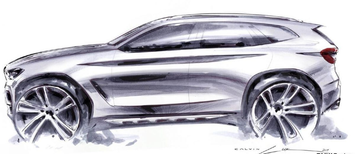 Drawn bmw car design  Aims Rekindle The BMW