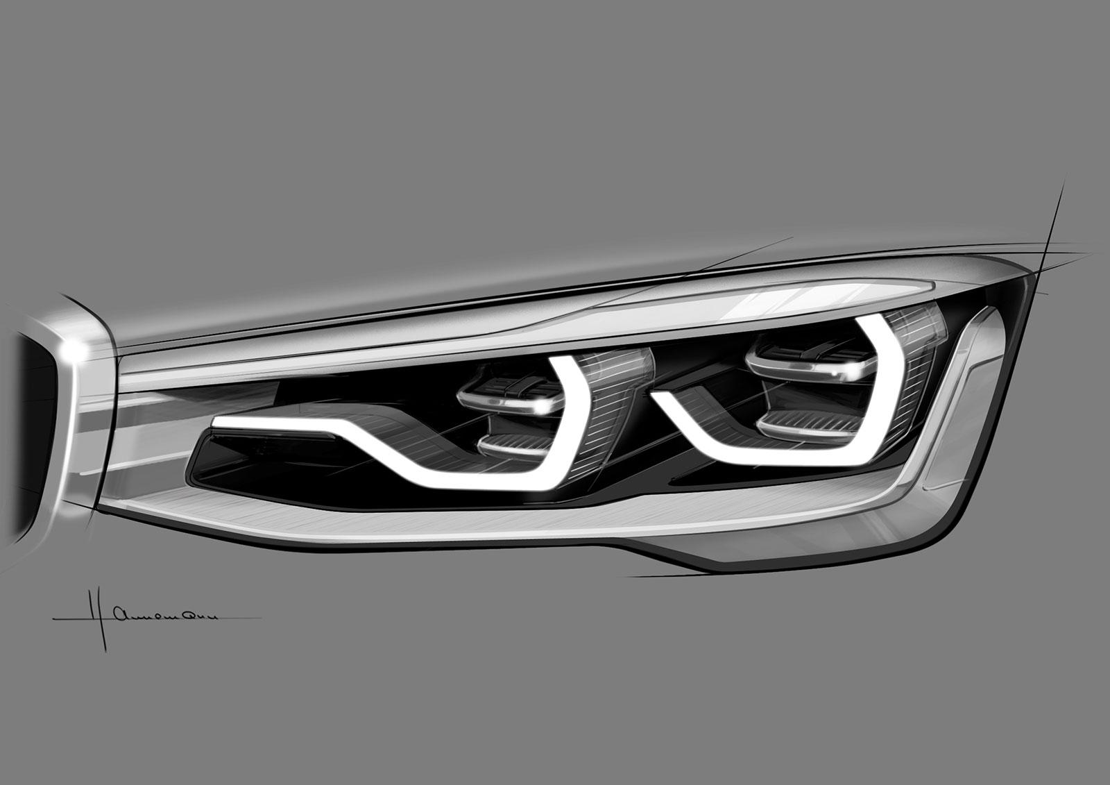 Drawn bmw car design  Bmw ideas on Pinterest