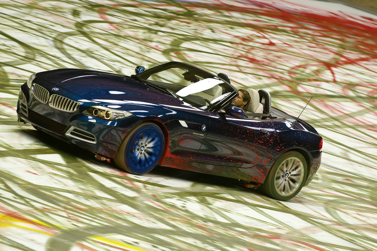 "Drawn bmw color Z4 z4 "" New Painting"