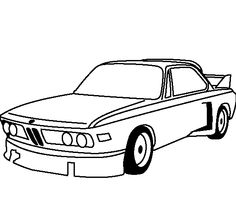 Drawn Bmw Coloring Page Pencil And In Color Drawn Bmw