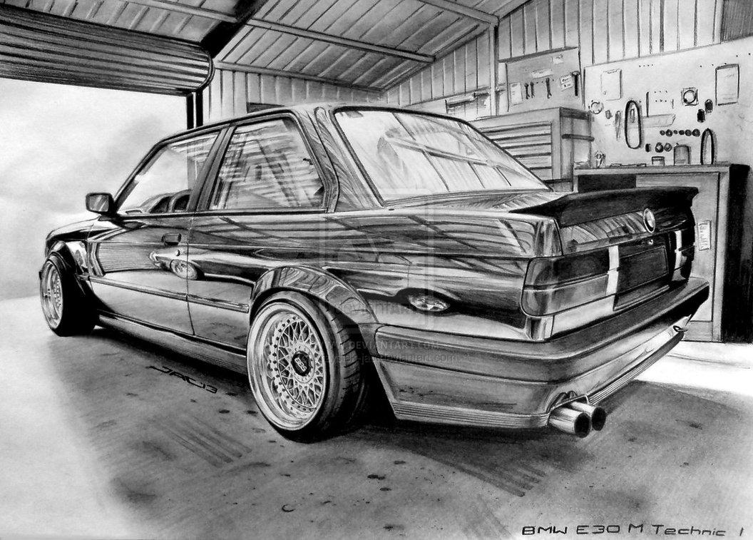 Drawn bmw e30  BMW BMW jac krzysiek