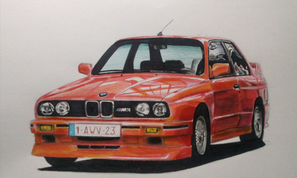 Drawn bmw e30 And300ZX Explore on 16 bmwe30