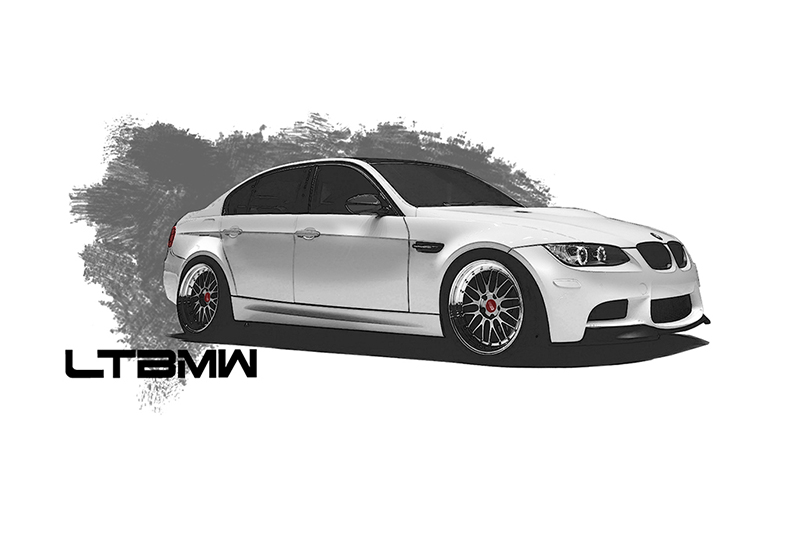 Drawn bmw e92 OG M3 Rendering E90 Picture