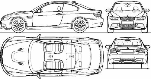 Drawn bmw e92 BMW BMW (E92) > (E92
