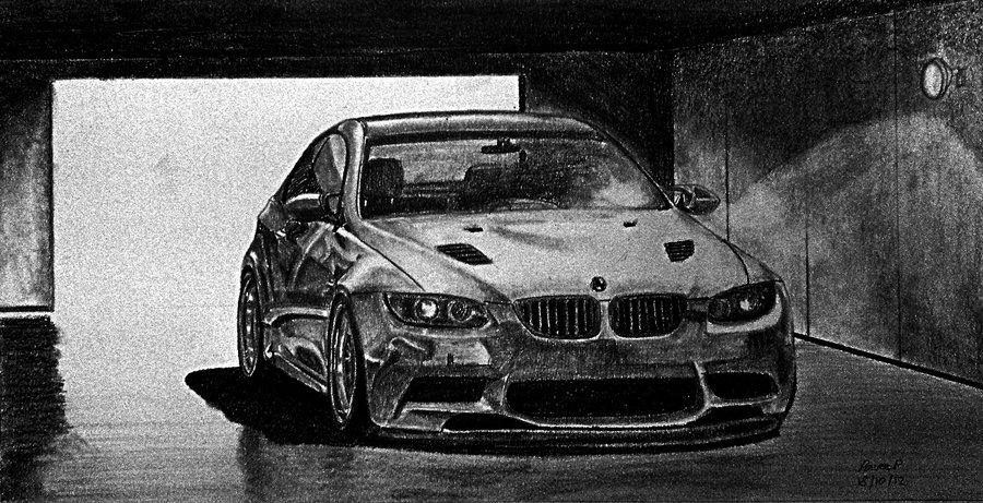 Drawn bmw e92 BMW by pavee12120 DeviantArt E92