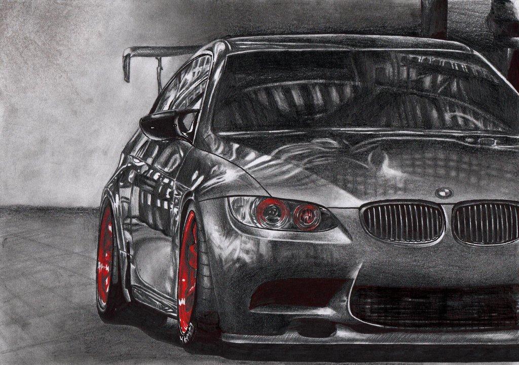 Drawn bmw e92 BMW by CoolGAlien DeviantArt e92