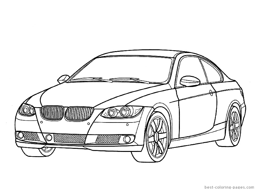 Drawn bmw lowrider car For Sheets jpg Coloring