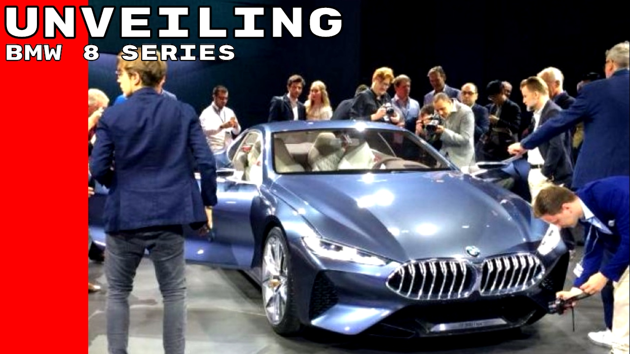 Drawn bmw the whole world Concept Unveiling Version Series Concept