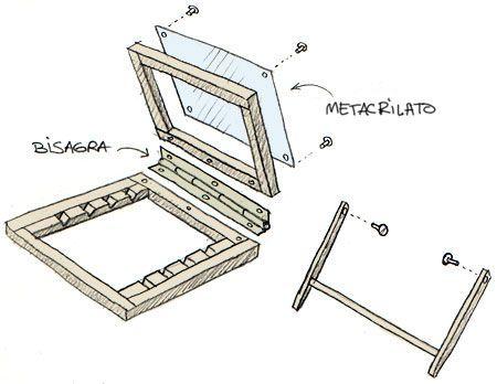 Drawn planks Board para Tener Drawing especialmente