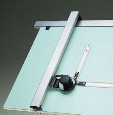 Drawn planks tecnostyl Ufficio TS/2 Technical machine