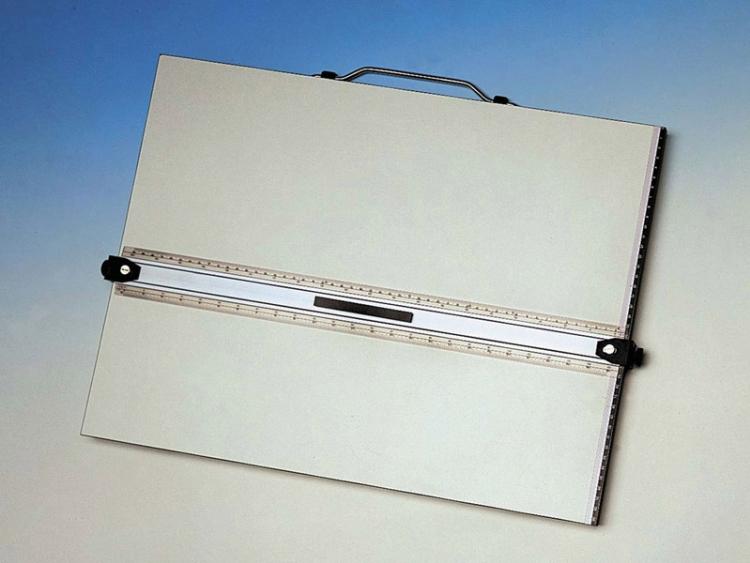 Drawn planks tecnostyl Accessori PARALKIT A3 board A2