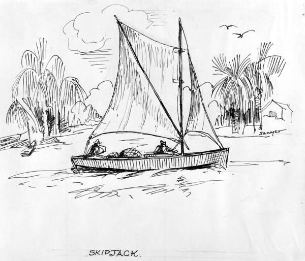 Drawn boat By Florida boat drawn Ayers