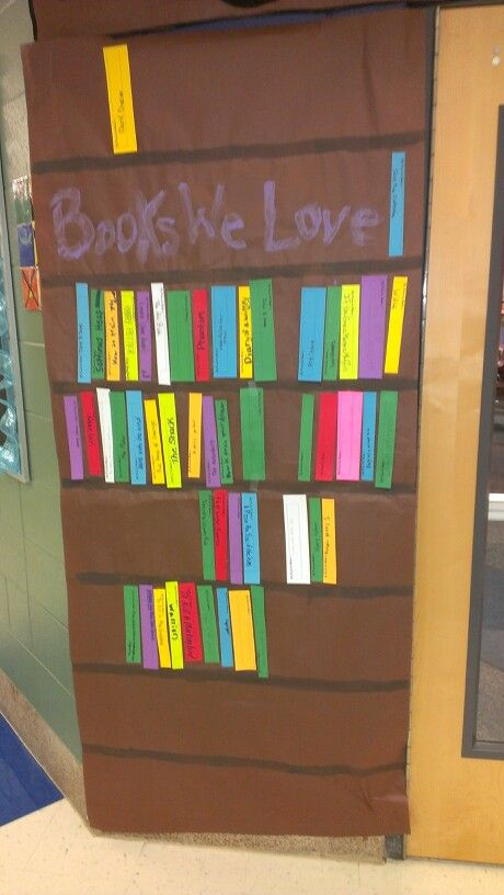 Drawn bookcase big Had Love Best We bookshelf