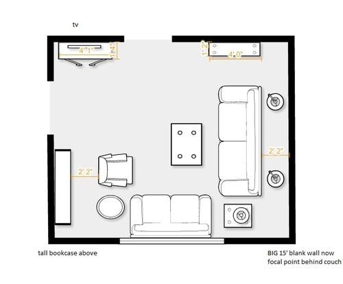 Drawn bookcase big Layout but would the Furniture