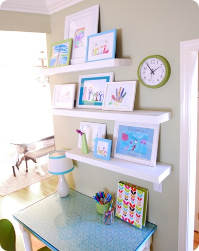 Drawn bookcase childrens Art this kids art about
