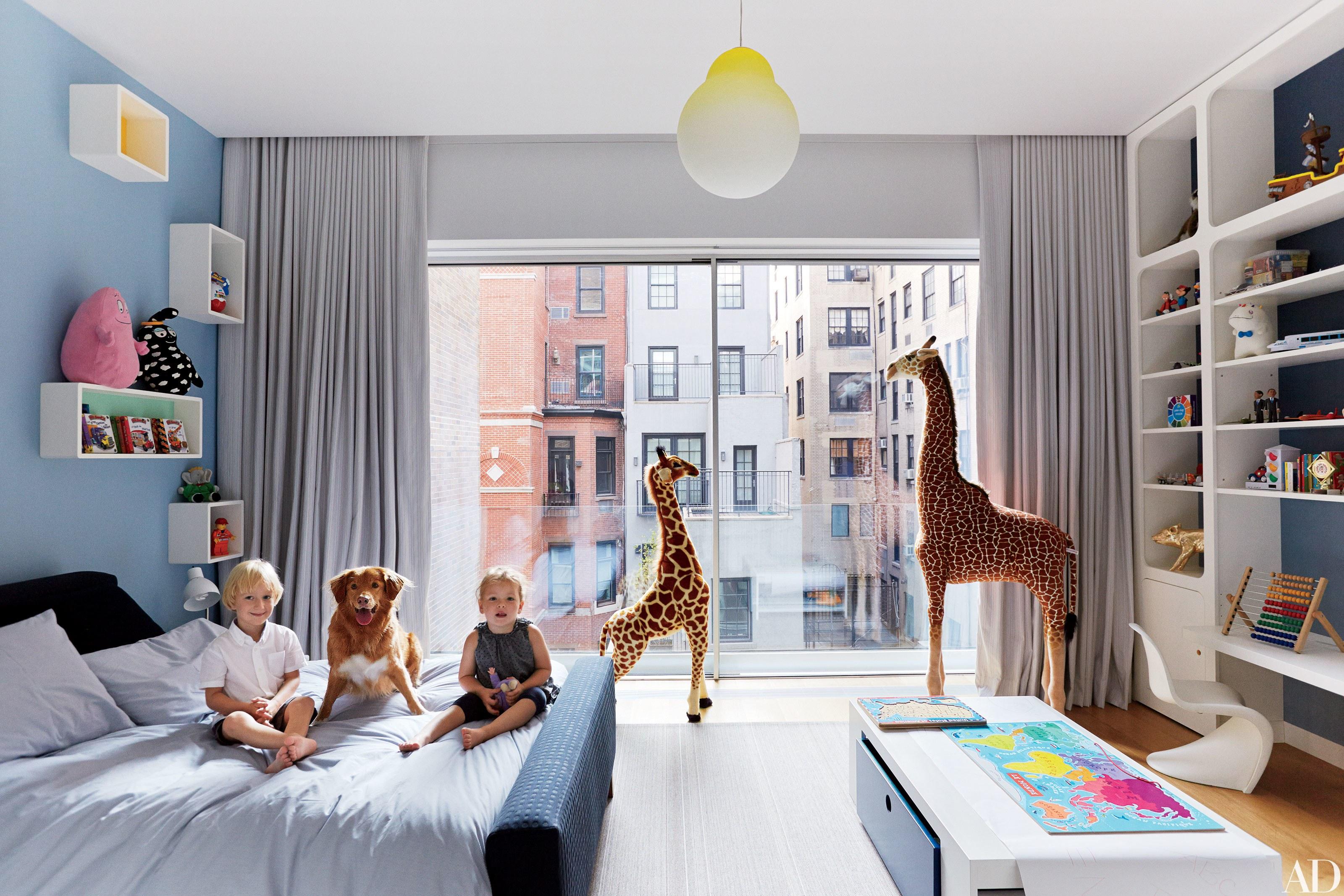 Drawn bookcase childrens Bedrooms Digest Nurseries Children's Stylish