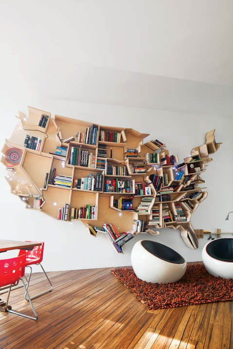 Drawn bookcase funny Bookshelf in London  American