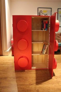 Drawn bookcase funny Will Letter children's shaped of