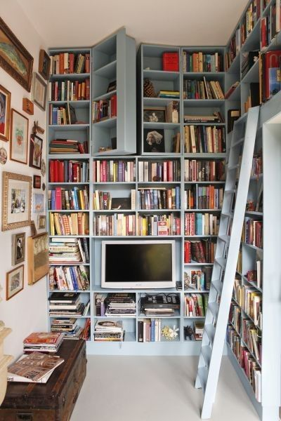 Drawn bookcase funny Secret on Passage fun ideas