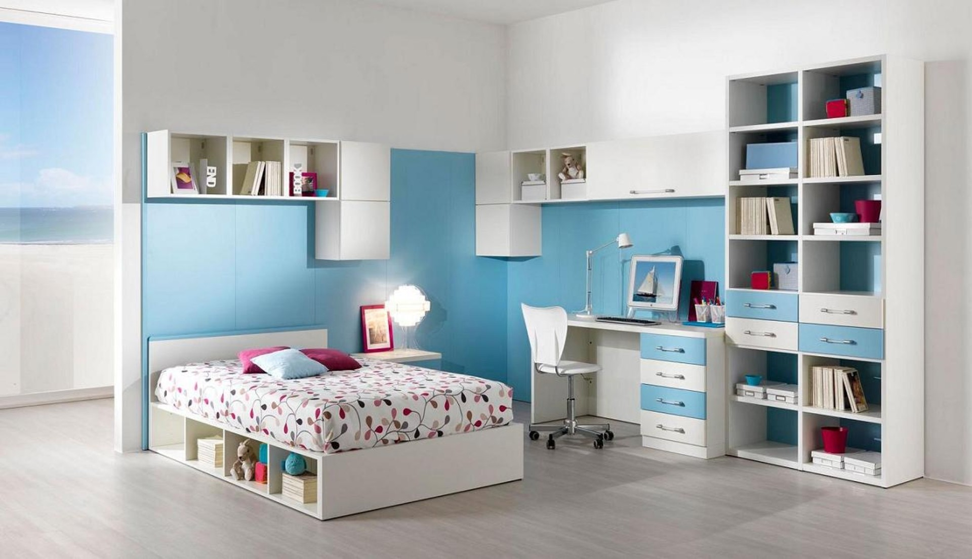 Drawn bookcase teenage Guys Bedroom Ideas Girls Glass
